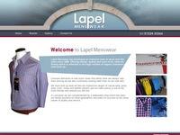 http://www.lapelmenswear.com